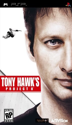 Tony Hawk's Project 8 - PSP Video Game