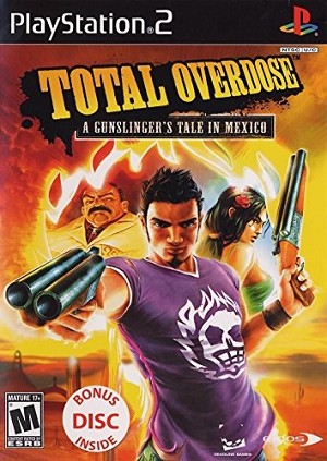 Total Overdose - PS2 Video Game