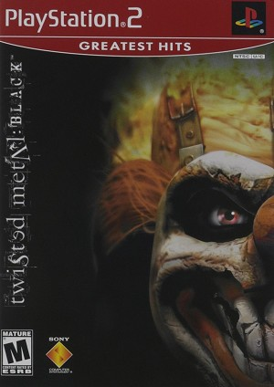 Twisted Metal: Black - PS2 Video Game