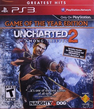 Uncharted 2: Among Thieves Game of the Year Edition - PS3 Video Game