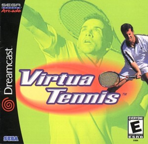 Virtua Tennis - Sega Dreamcast Video Game