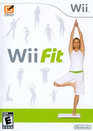 Wii Fit - Wii Video Game