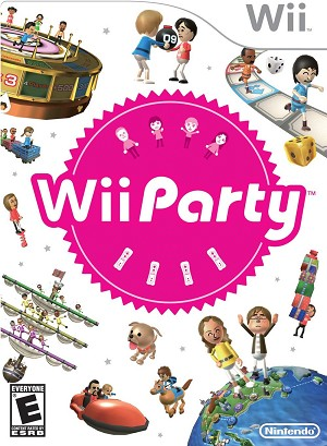 Wii Party - Wii Video Game