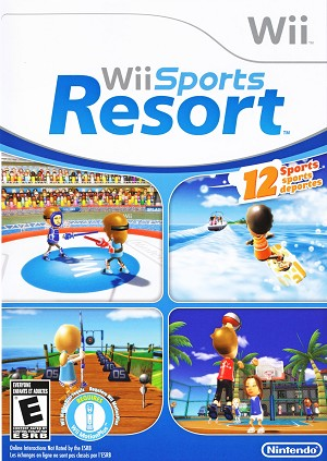 Wii Sports Resort - Wii Video Game