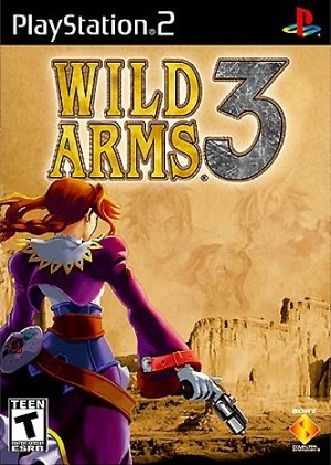Wild Arms 3 - PS2 Video Game