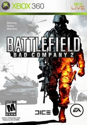 Battlefield Bad Company 2 - Xbox 360 Video Game