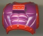 Dragon Blaster Skeletor Chest Armor - Masters of the Universe He-Man