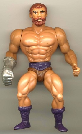 Fisto Figure - Masters of the Universe He-Man
