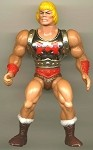 Flying Fists He-Man Figure - Masters of the Universe He-Man