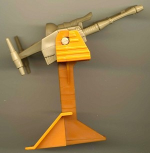 Castle Grayskull Cannon Gun Part - Masters of the Universe He-Man