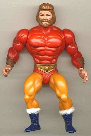 King Randor Figure - Masters of the Universe He-Man