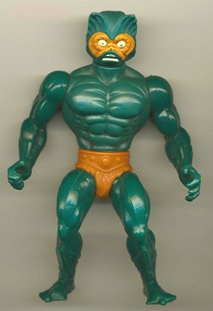 Mer-Man Figure - Masters of the Universe He-Man