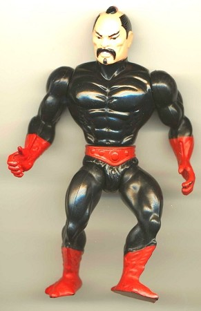 Ninjor Figure - Masters of the Universe He-Man