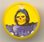 Orko's Magic Trick Skeletor Piece - Masters of the Universe He-Man