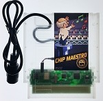 Chip Maestro NES Cartridge - (Make Chiptunes!)