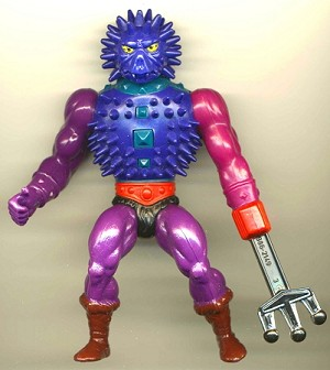 Spikor Figure - Masters of the Universe He-Man