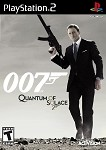 007 Quantum of Solace - PS2 Video Game