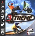 3 Xtreme - PS1 Video Game