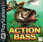 Action Bass - PS1 Video Game