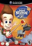 The Adventures of Jimmy Neutron Boy Genius: Jet Fusion - Gamecube Video Game