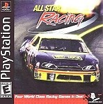 All Star Racing - PS1 Video Game