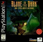 Alone in the Dark: One-Eyed Jack's Revenge - PS1 Video Game