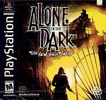 Alone in the Dark: The New Nightmare - PS1 Video Game