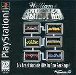 Arcade's Greatest Hits - PS1 Video Game