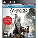 Assassin's Creed III - PS3 Video Game