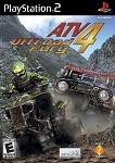 ATV Offroad Fury 4 - PS2 Video Game