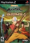 Avatar the Last Airbender: The Burning Earth - PS2 Video Game