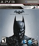 Batman Arkham Origins - PS3 Video Game