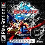 Beyblade - PS1 Video Game