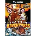 Cabela's Outdoor Adventures - Gamecube Video Game