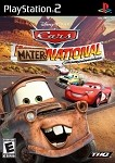 Cars: Mater-National Championship - PS2 Video Game