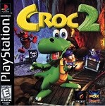 Croc 2 - PS1 Video Game