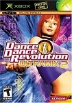 Dance Dance Revolution Ultramix 2 - Original Xbox Video Game