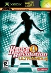 Dance Dance Revolution Ultramix 4 - Original Xbox Video Game