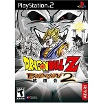Dragonball Z Budokai 2 - PS2 Video Game