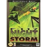 F-117 Night Storm - Sega Genesis Video Game