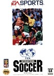FIFA International Soccer - Sega Genesis Video Game
