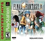Final Fantasy IX - PS1 Video Game