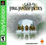 Final Fantasy Tactics - PS1 Video Game