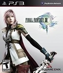 Final Fantasy XIII -PS3 Video Game
