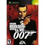 007 From Russia With Love - Original Xbox Video Game