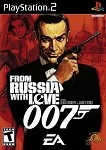 007 From Russia With Love - PS2 Video Game