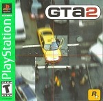 Grand Theft Auto 2 - PS1 Video Game