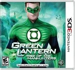 Green Lantern: Rise of the Manhunters - Nintendo 3DS Video Game