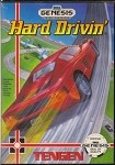 Hard Drivin' - Sega Genesis Video Game