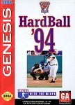 HardBall '94 - Sega Genesis Video Game